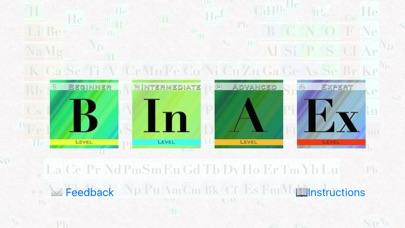Elements periodic table order quiz app price drops screenshot 9 for elements periodic table order quiz urtaz Choice Image