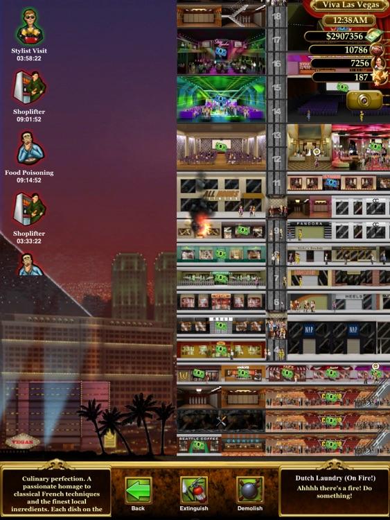 VegasTowers HD - Tower Building Sim screenshot-0