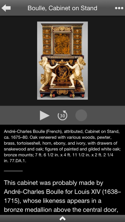The J. Paul Getty Museum Highlights of the Collections HD screenshot-3