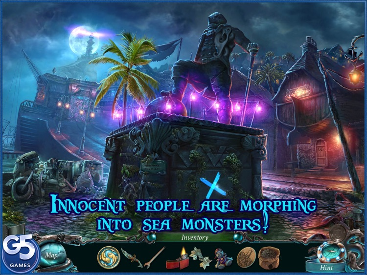 Nightmares from the Deep™: The Siren's Call HD