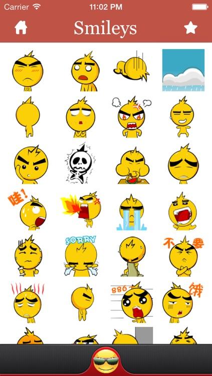 Emoji Stickers for Whatsapp screenshot-3