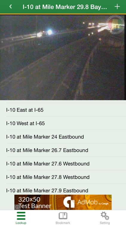 traffico Alabama - Lives Hwy,Airport,Town cameras screenshot-3