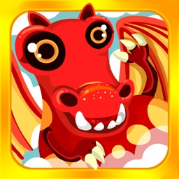 Dragon Wings Story Free - Chase Knights and Hunt Treasure