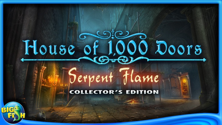 House of 1000 Doors: Serpent Flame - A Hidden Object Adventure screenshot-4