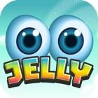 果冻宝石跳跃怪物游戏顶级钻石猛砸 icon