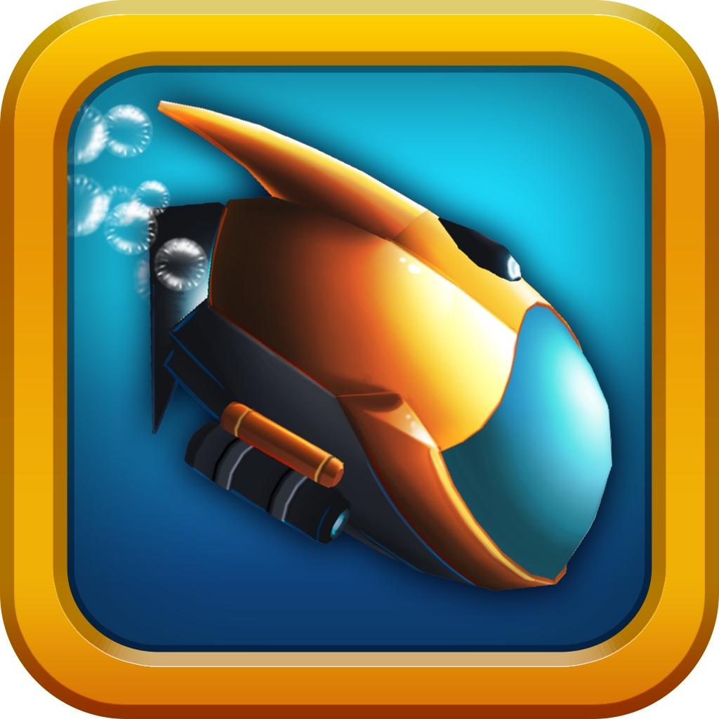 Depths - Submarine Exploration Game icon