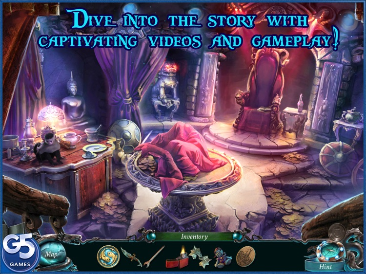 Nightmares from the Deep™: The Siren's Call HD screenshot-4