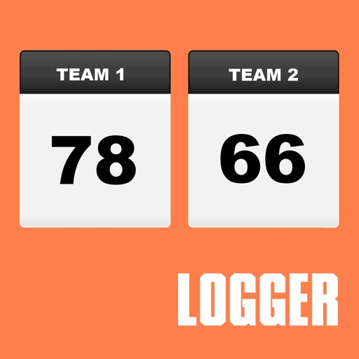 Scoreboard for Basketball Logger