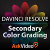 Course For DaVinci Resolve 104 - Secondary Color Grading - ASK Video