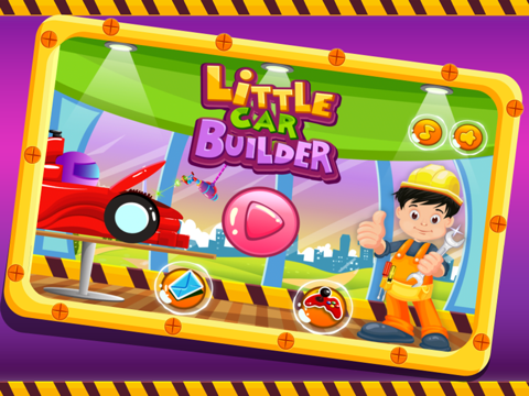 Little Car Builder- Tap to Make New Vehicles In Your Amazing Auto Factory-ipad-3