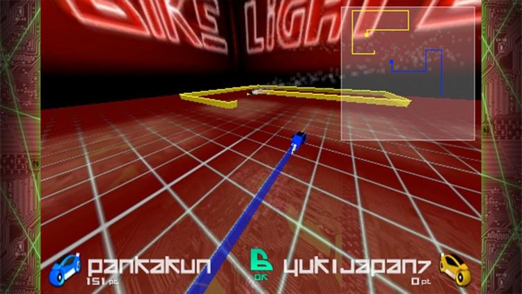 LightBike Online