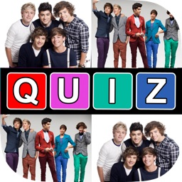 Trivia for One Direction Edition Fan - Guess the Boy Band Question and Quiz