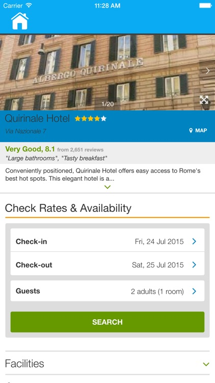 Hotel Last-Minutes, Search and Compare Hotel Near You screenshot-3