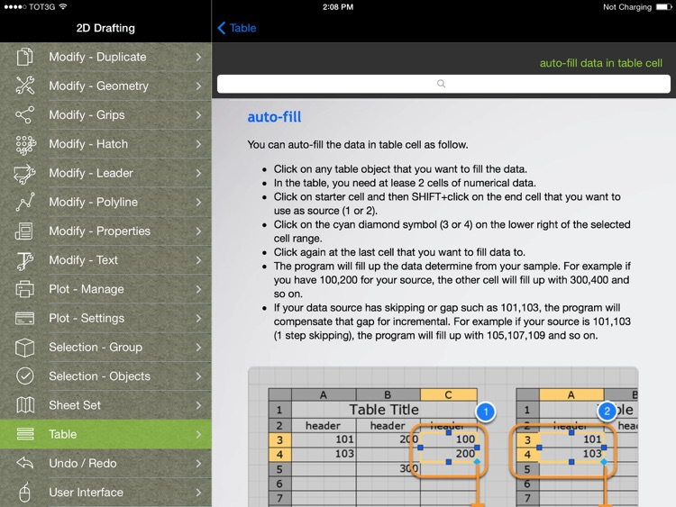 HowTo2D with AutoCAD screenshot-3
