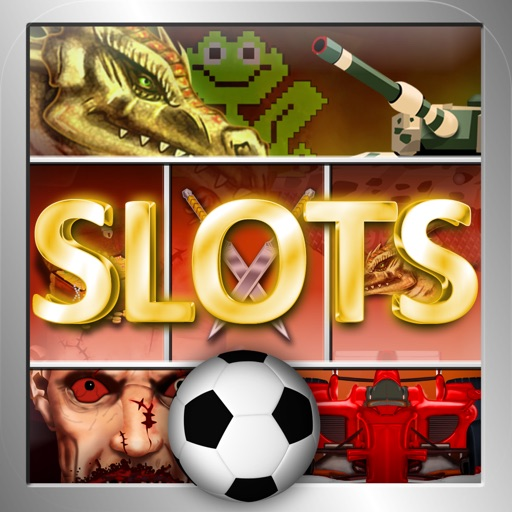 Arcade Game Casino Slots Machine Free