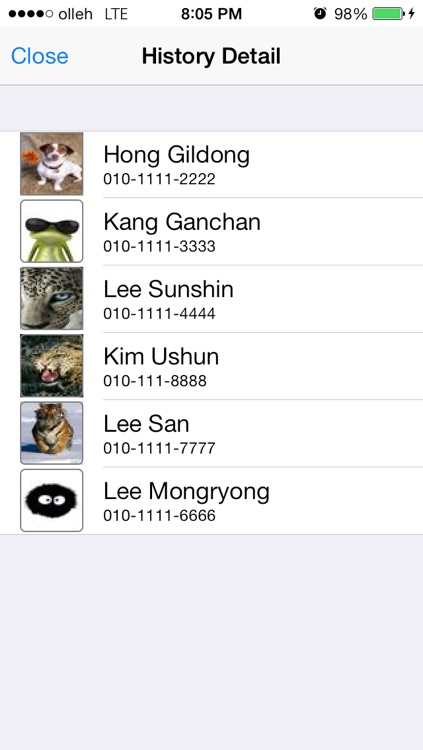 Simple Group SMS screenshot-4