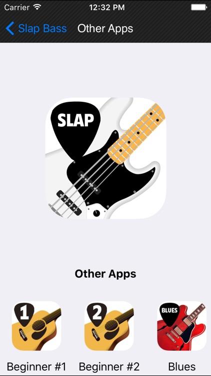 Slap Bass Method HD LITE screenshot-4