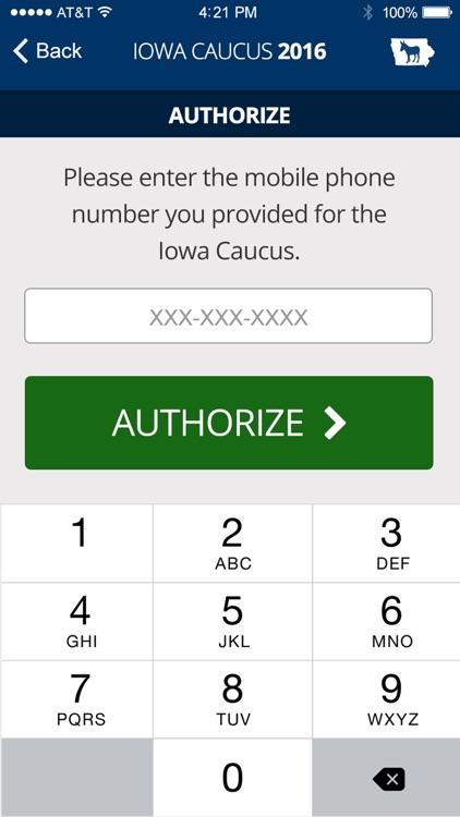 Iowa Democratic Caucuses 2016