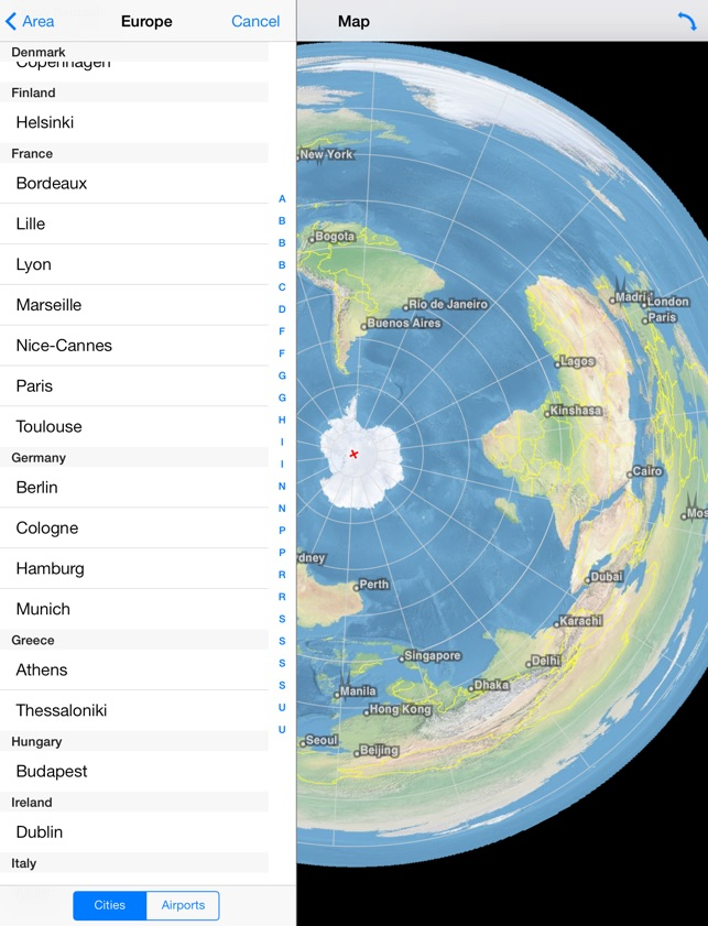 Flat Earth HD Satellite Image Viewer On The App Store - Hd satellite images