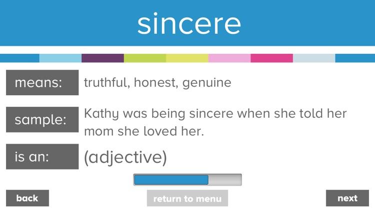 4th Grade Vocabulary Prep