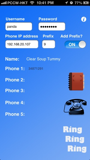 how to make your iphone ring