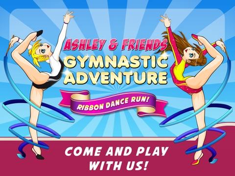 Ashley And Friend's World Gymnastics Ribbon Dance | App Price Drops