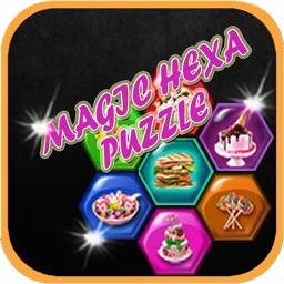 Magic Hexa Puzzle