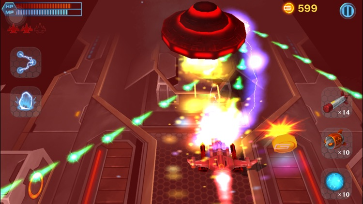 Space Pursuit screenshot-3