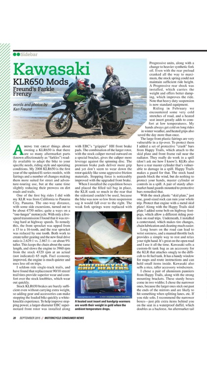 Motorcycle Consumer News screenshot-4