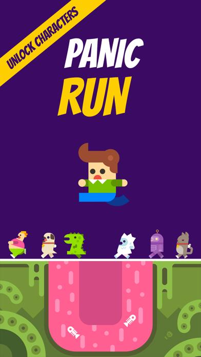 Panic RunCaptura de pantalla de1