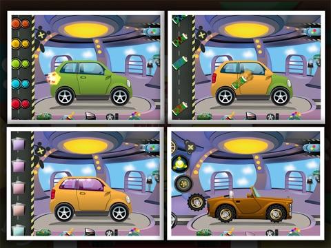 Car Garage Fun-ipad-2