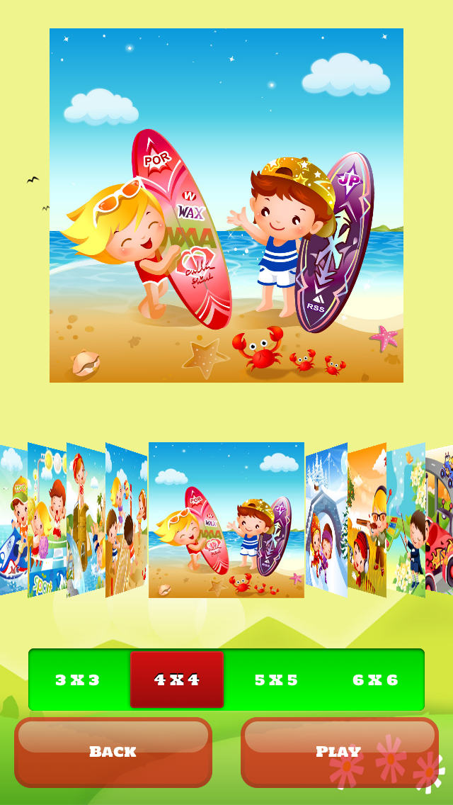 Cartoon Jigsaw | Kids Puzzle screenshot four