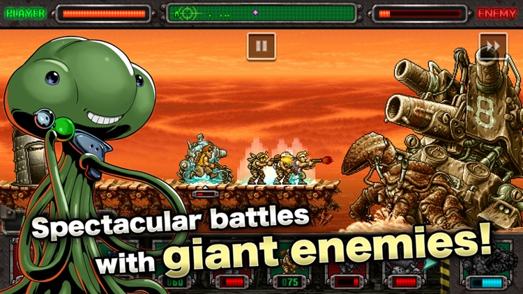 METAL SLUG DEFENSE screenshot-3