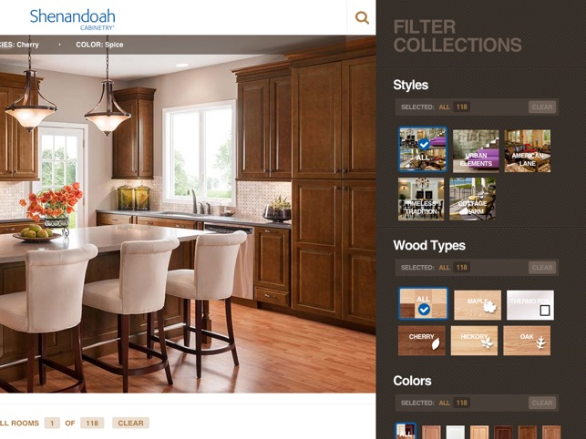 Shenandoah Cabinetry On The App Store
