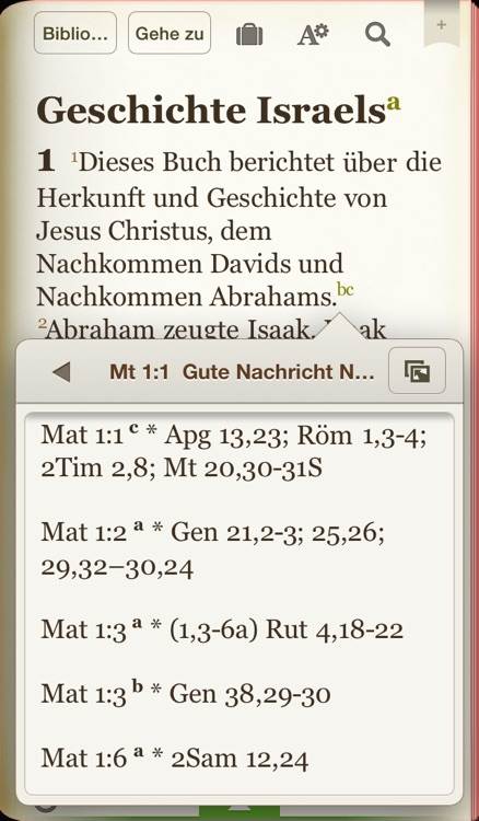 Gute Nachricht Bibel screenshot-3