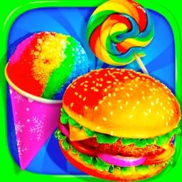 Burger Dash Pizza Fast Food Cooking - Restaurant Simulation Game