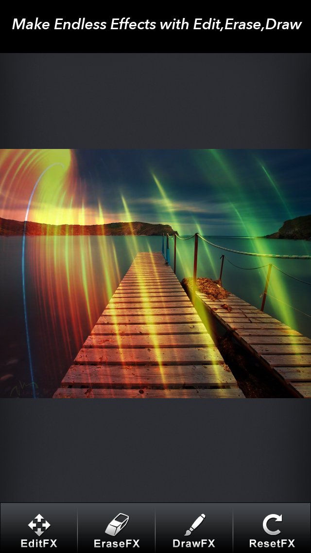 InstaEffect FX - The Best Pic Effect Editor for Instagram FREE screenshot