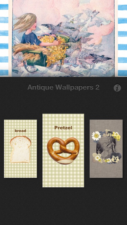 Cute & Antique Wallpapers screenshot-3