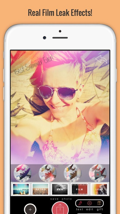 Lumiere Camera & Photo Editor-Real Time Bokeh, Filters