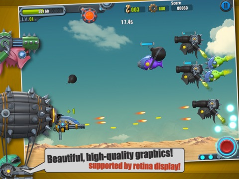 Flight Fight 2 HD Screenshot