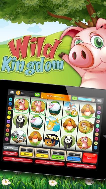 Xtreme Lucky 7 Pocket Tycoon - FREE Vegas Casino Slot Machines screenshot-4