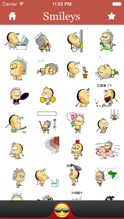 Emoji Stickers for Whatsapp screenshot-4