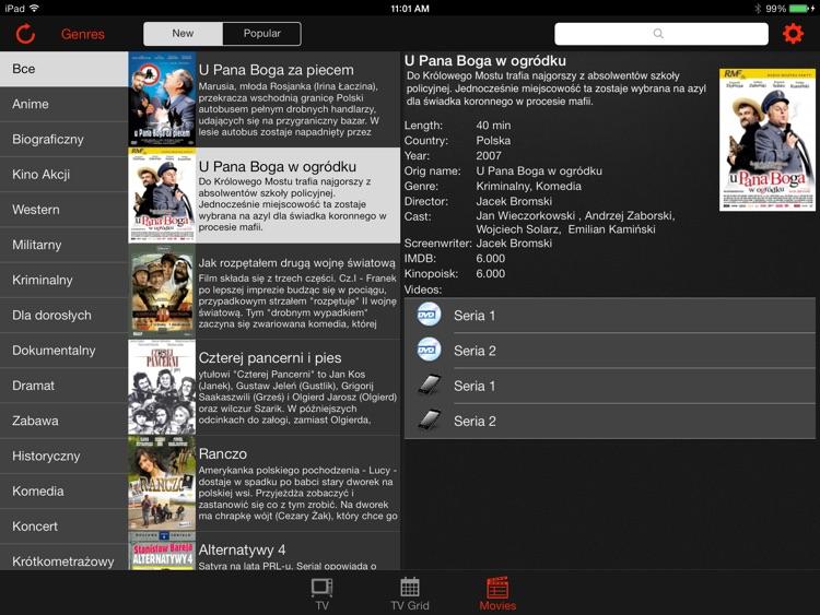 Polsky.TV for iPad