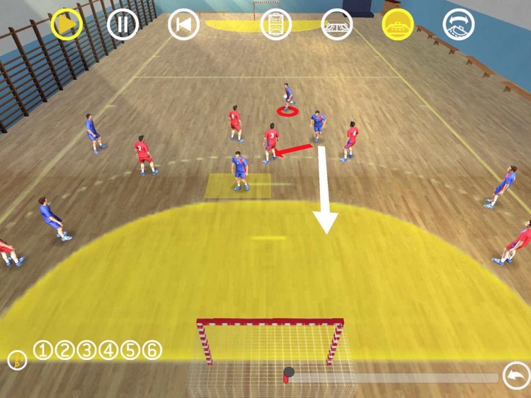 Tactic Handball Professional