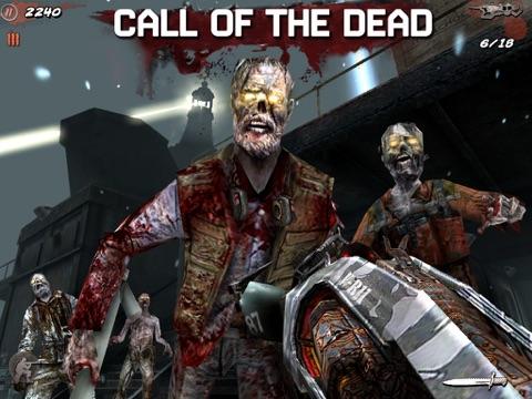 Call of Duty: Black Ops Zombies на iPad