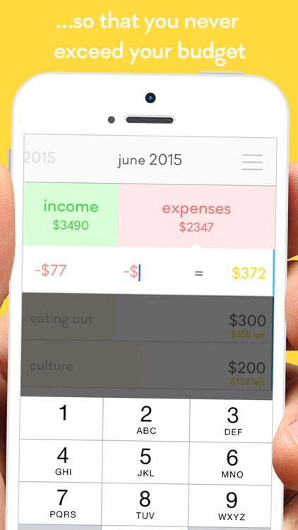 budget monthly to save money screenshot-3