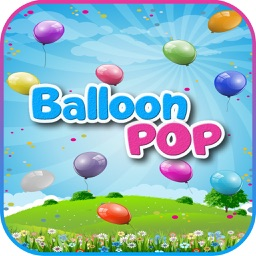 Balloon Pop - Educational Balloon Popping for Kids