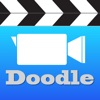 movieDoodle Action - Superimpose video