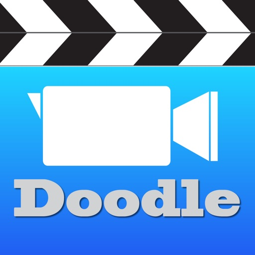 movieDoodle Action - 合成動画