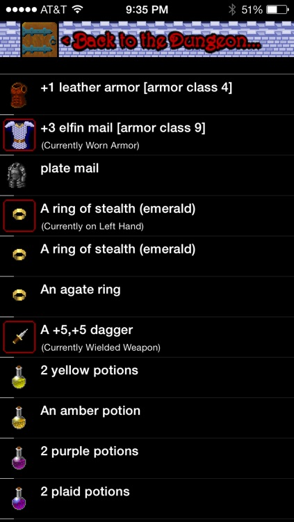 Rogue Touch screenshot-3